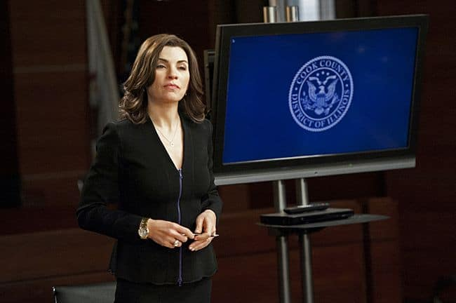THE GOOD WIFE Season 4 Episode 14 Red Team/Blue Team