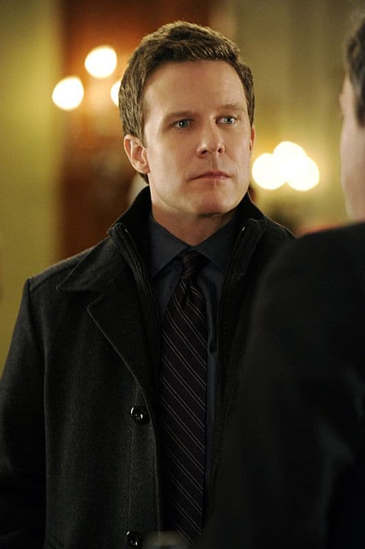 Will Chase guest stars as Douglas, on THE GOOD WIFE