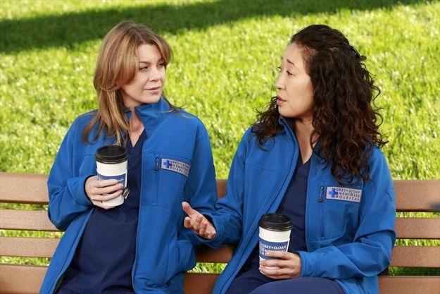 GREY'S ANATOMY Season 9 Episode 20 She's Killing Me Photos | SEAT42F