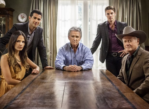 Dallas Cast TNT