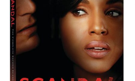 Scandal Season 2 DVD