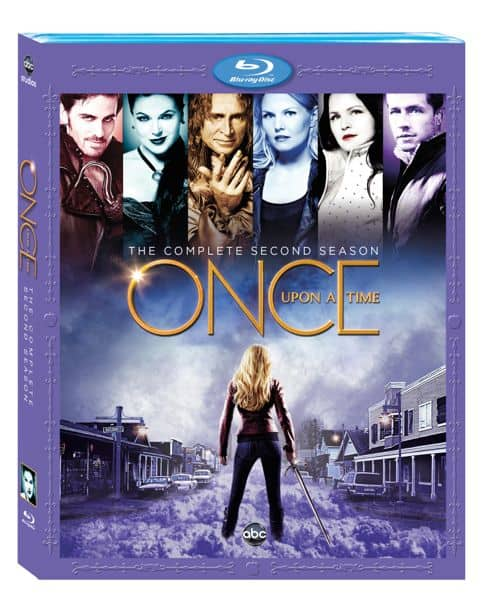 Once Upon A Time Bluray DVD