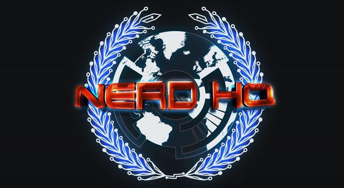 nerd hq logo black