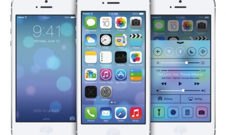 iphone 5 ios7