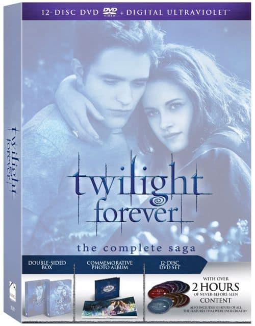 Twilight Forever DVD
