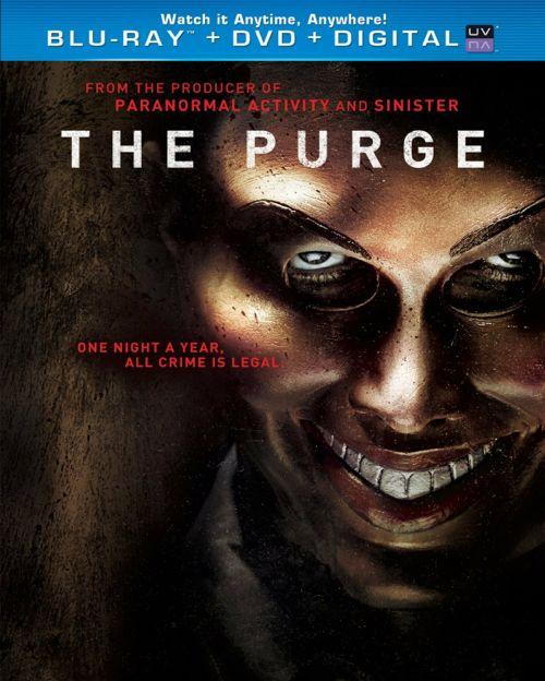 The Purge Bluray DVD