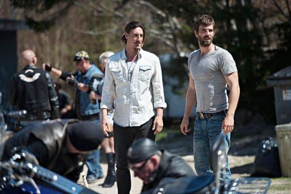 Eric Belfour as Duke Crocker, Lucas Bryant as Nathan Wuorno Haven - Season 4