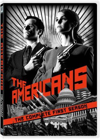 The Americans Season 1 DVD