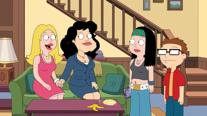 american dad episode 1014 photos stan goes on the pill
