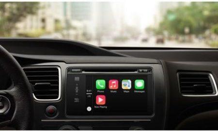 Apple CarPlay Honda