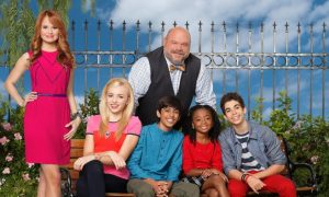Jessie Cast Disney Channel