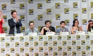 Once Upon A Time Comic Con 2014 San Diego