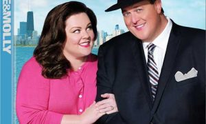 Mike And Molly Season 4 DVD Cover
