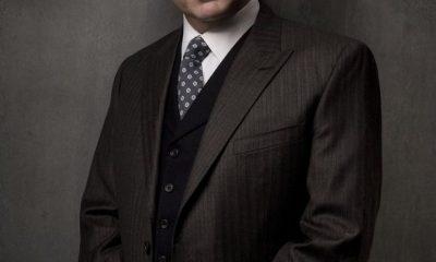James Spader as Raymond 'Red' Reddington