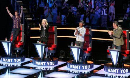 The Voice NBC Judges