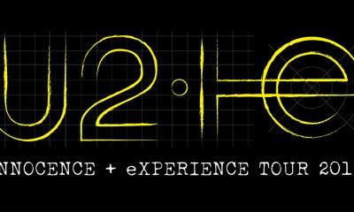 Live Nation U2 iNNOCENCE eXPERIENCE Logo
