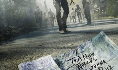New THE WALKING DEAD Season 5 Poster