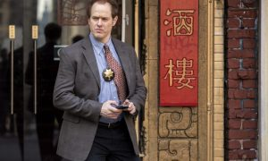 """raphael sbarge """"MURDER IN THE FIRST"""