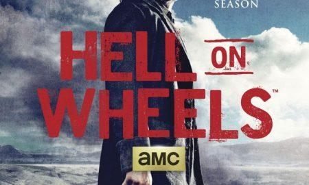 Hell On Wheels Season 4 Bluray