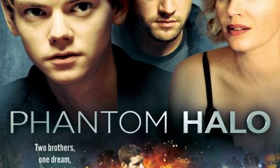Phantom Halo DVD