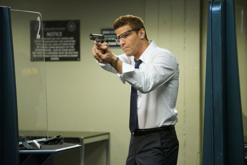 david boreanaz bones season 9 - photo #10