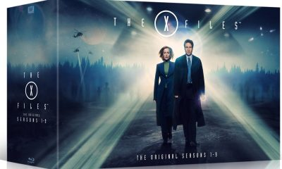 The X Files Bluray Collectors Set