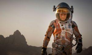 The Martian Matt Damon