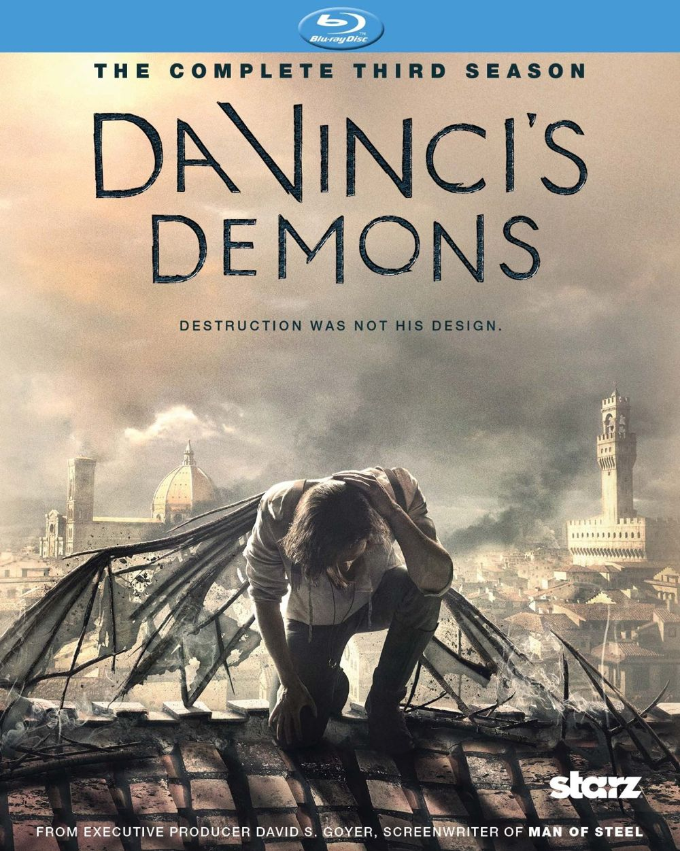 Da Vincis Demons Season 3 Bluray