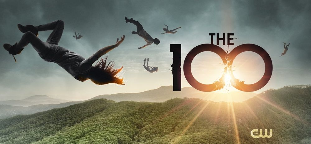 The 100 Logo