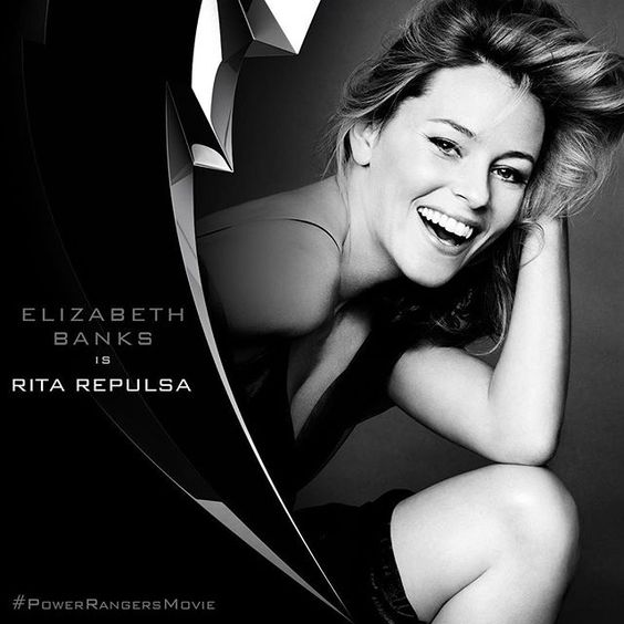 Elizabeth Banks Power Rangers