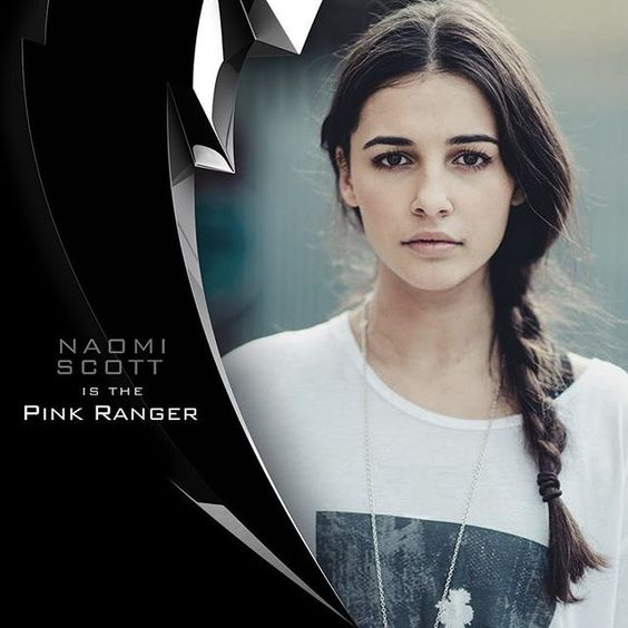 Naomi Scott Power Rangers