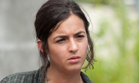 Alanna Masterson The Walking Dead