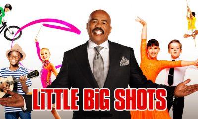 Little Big Shots NBC Steve Harvey