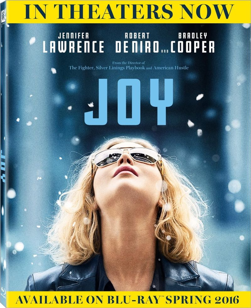 Joy Bluray Cover