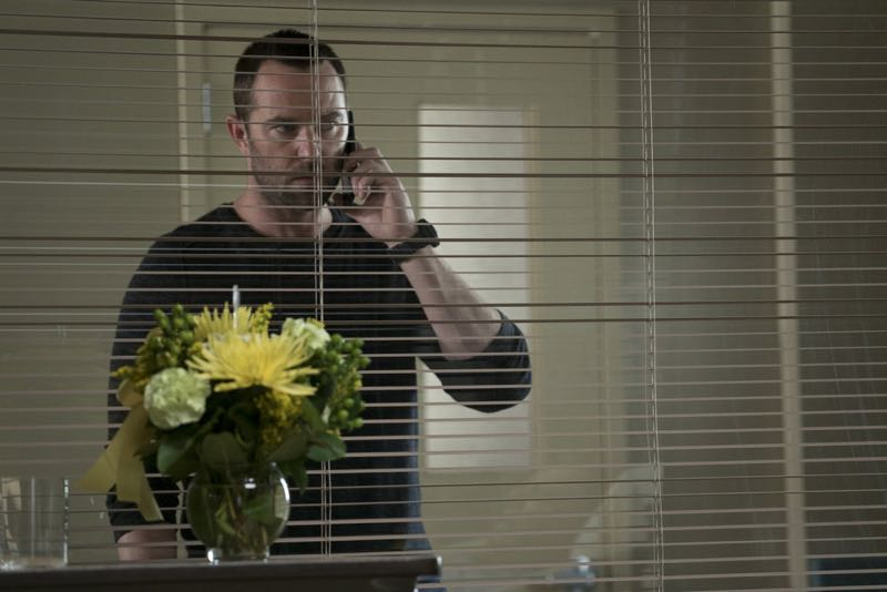 "BLINDSPOT -- ""One Begets Technique"" Episode 118 -- Pictured: Sullivan Stapleton as Kurt Weller -- (Photo by: Peter Kramer/NBC)"