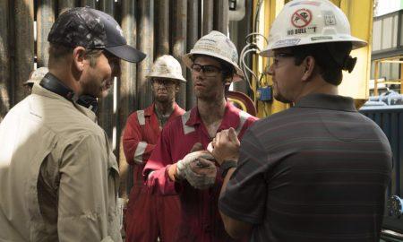Deepwater Horizon Movie Mark Wahlberg Dylan O'Brien