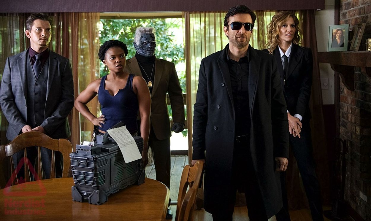 Powers Season 2