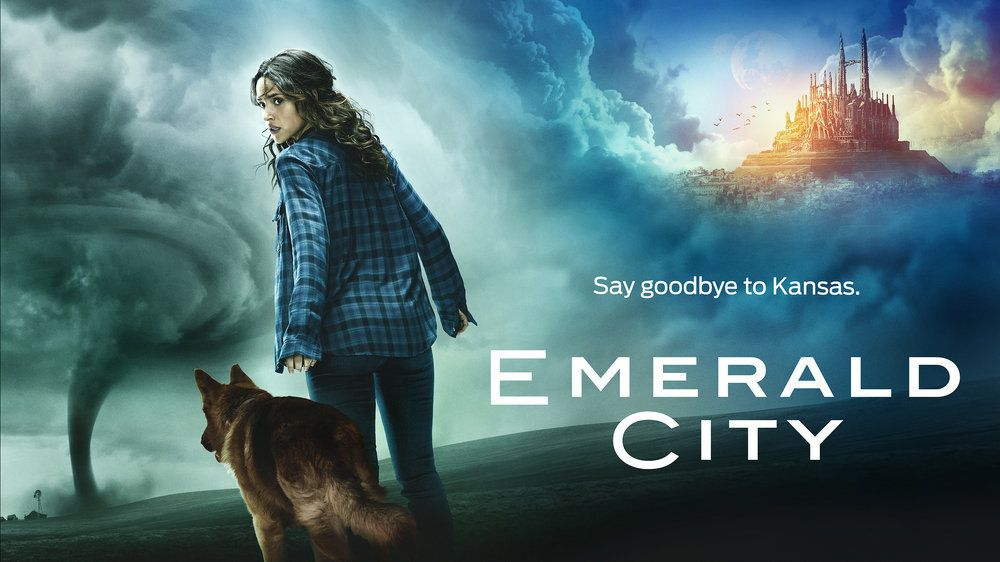 """EMERALD CITY -- Pictured: """"Emerald City"""" Horizontal Key Art -- (Photo by: NBCUniversal)"""