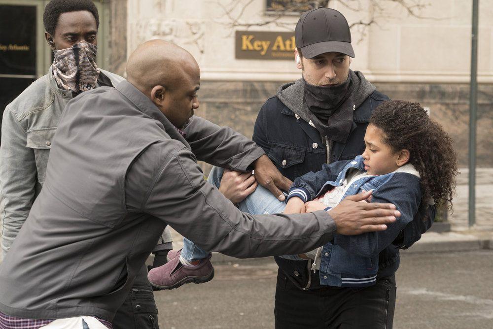 The Blacklist: Redemption - Season Pilot