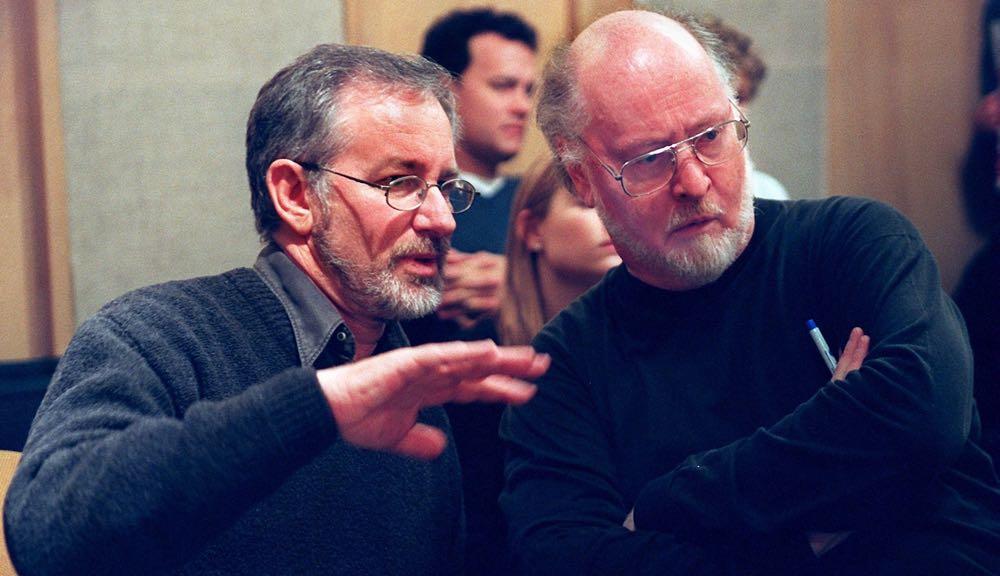 Steven Spielberg and John Williams