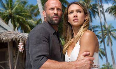 Jason Statham, Jessica Alba in Mechanic: Resurrection