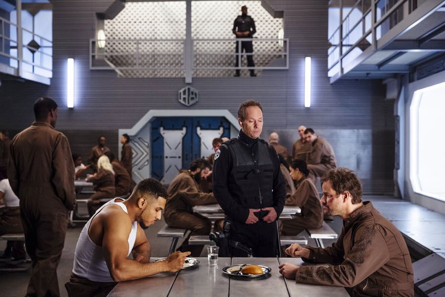 "DARK MATTER -- ""Welcome To Your New Home"" Episode 201 -- Pictured: Anthony Lemke as Three -- (Photo by: Jan Thijs/Prodigy Pictures/Syfy)"