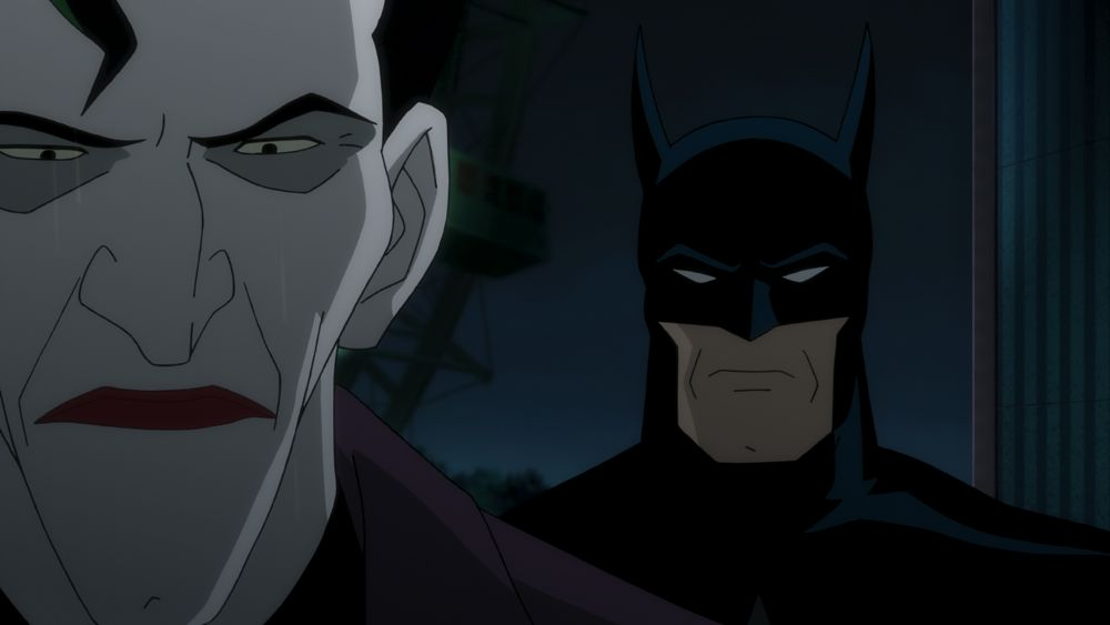 BATMAN THE KILLING JOKE World Premiere Comic-Con