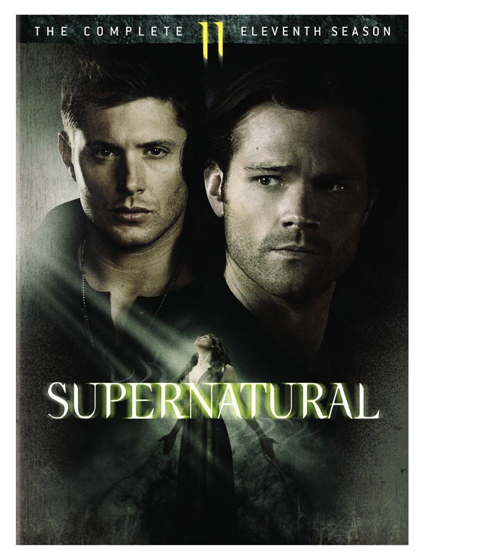 Supernatural Season 11 DVD