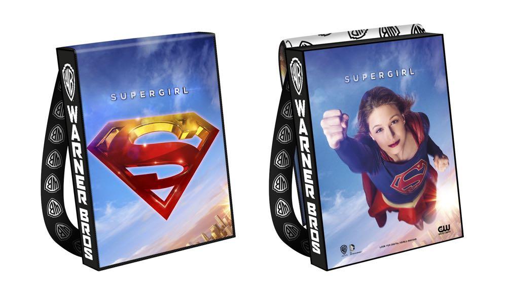 SUPERGIRL 2016 Comic-Con Bag