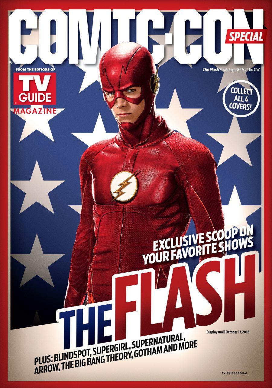 Flash, The TVGM Cover WBSDCC 2016