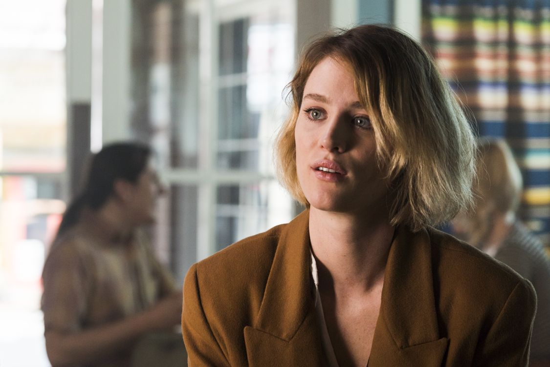 Mackenzie Davis as Cameron Howe - Halt and Catch Fire _ Season 3, Episode 1  - Photo Credit: Tina Rowden/AMC