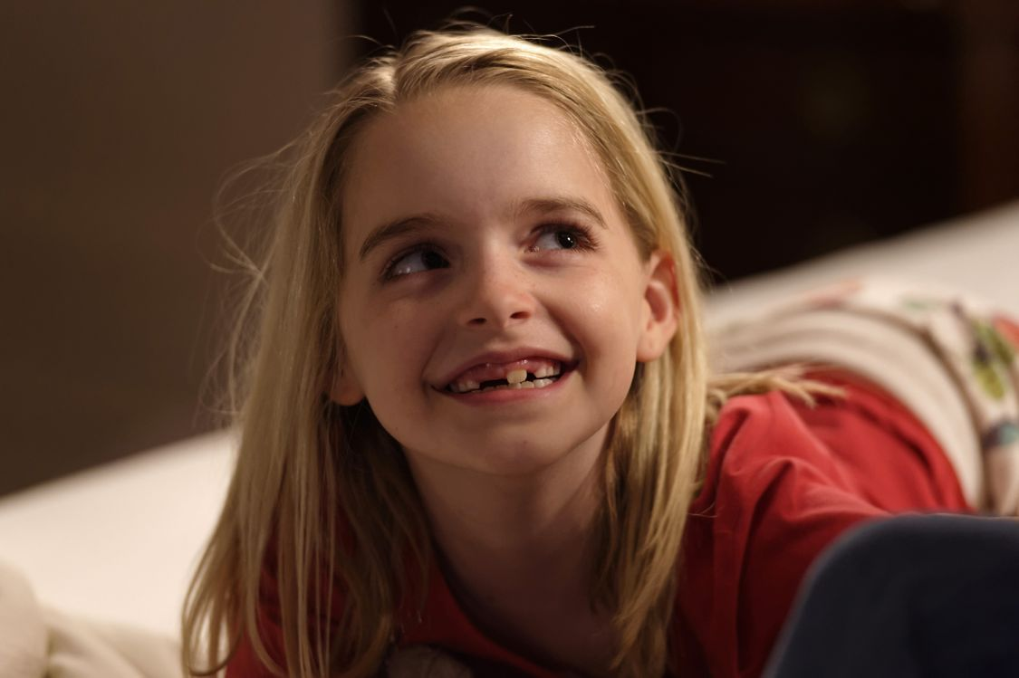 mckenna grace mom