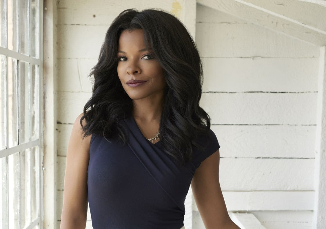 Keesha Sharp Lethal Weapon