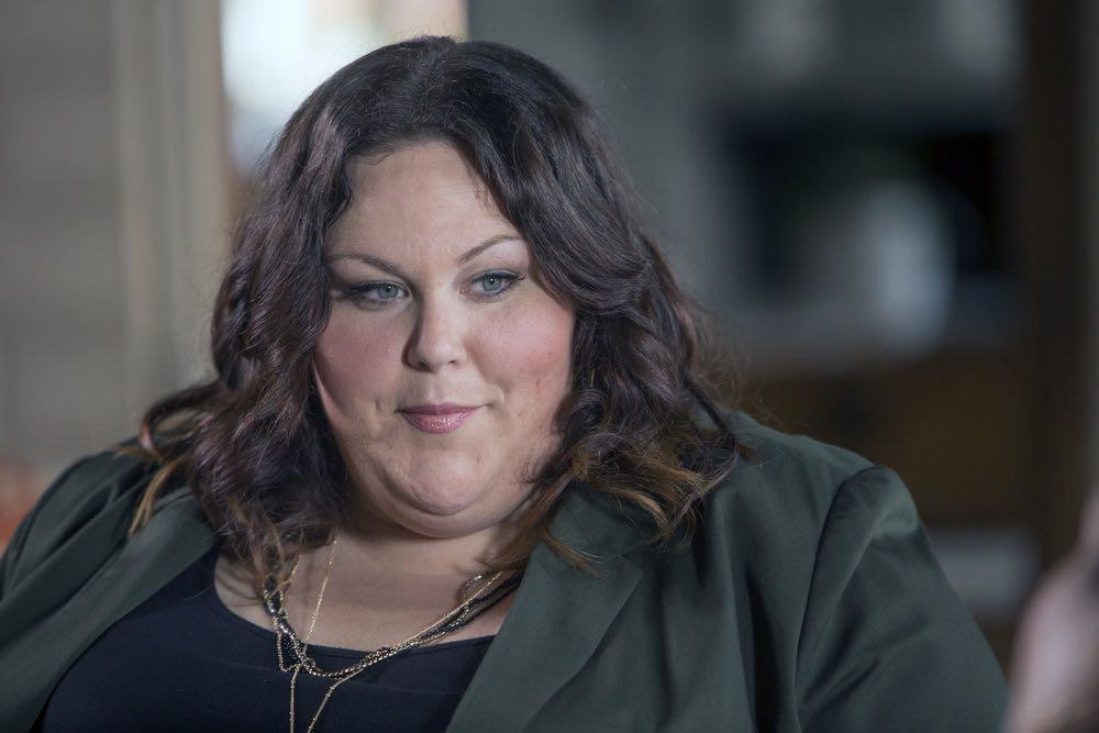 """THIS IS US -- """"Career Days"""" Episode 106 -- Pictured: Chrissy Metz as Kate -- (Photo by: Ron Batzdorff/NBC)"""